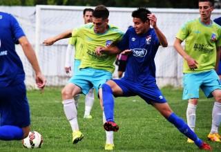 Finale Kupa FSJO. Moravac (Mrštane)-Jedinstvo(Bošnjace) 3:1(1:1). Leskovac,subota 16.jun 2018.godine.