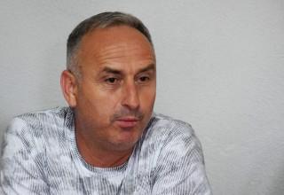 Konferencija za medije pred finale Kupa FSJO. Komesar za takmičenje u FSJO, Goran Nedeljković. Leskovac,15.jun 2018.godine.