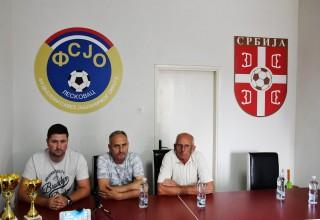 Finale Kupa FSJO za 2018.godine. Konferencija za medije bez finalista. Leskovac,15.jun 2018.godine.