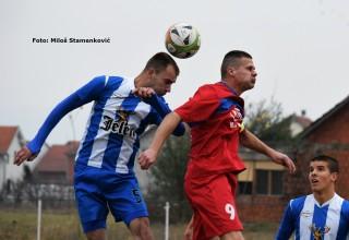 Zona Jug FS RIS,10.kolo. Jedinstvo-Mladost(Medoševac) 2:1. Gornje Stopanje,nedelja 21.10.2018.