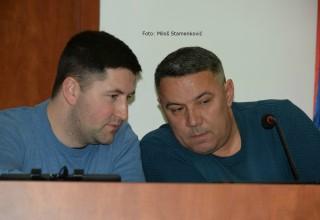 Interaktivna sesija sa sudijama. Dušan Petković I Aleksandar Petković. Leskovac,12.02.2019.godine.
