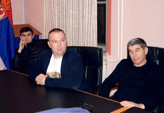 Izborna Skupština FSJO Delegati iz OFS Lebane. Leskovac,o1.mart 2019.godine.