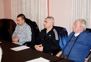 Izborna Skupština FSJO Delegati iz GFS Leskovac Leskovac,01.mart 2019.odine.