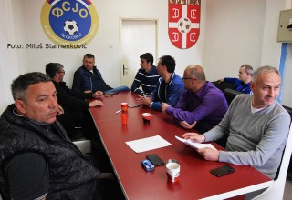 Određeni parovi ¼ Kupa FSJO Četiri utakmice 17.aprila 2019.godine. Leskovac,01.april 2019.godine.