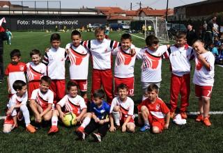 Međunarodni dan sporta Cicibani FK GFK Dubočica Leskovac,06.april 2019.godine.