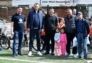 Organizatori:D.Petković,S.Starčević, A.Petković(FSJO). M.Mihajlov ić i M.Glušac/GFS Leskovac) . Leskovac, 06.april 2019.godine.