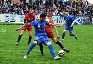 Trka za prvaka Zone Jug se nastavlja. Vlasina(Vlasotince)-Pčinja(trgovište) 0:0. Vlasotince,07.april 2019.godine.