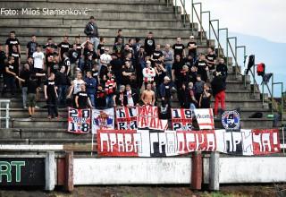 Derbi:GFK Duboica-Moravac Orion 3:0(2:0) Tako se navija za Dubočicu. Subota,04.05.2019.godine