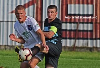 Finale Kupa FSJO,detalj. FK Moravac Orion-FK Sloga 0:1(0:1). Leskovac,sreda,05.06.2019.