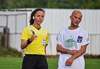 Finale Kupa FSJO za 2019.godinu. Glavni sudija,Jelena Cvetković. Leskovac,sreda,05.06.2019.