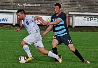FK Moravac Orion-FK Sloga 0:1(0:1). Duel majstora:N.Stefanović-N.Kostić. Leskovac,05.06.2019.godine